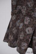 - Inglenook Shirt Jacket in Plumseed Crinkled Cotton Gauze  - Inglenook Vest in Hummingbird Double Layered Linen Scrim  - Inglenook Frock in Flock and Moon Cotton Voile, Low Water Length