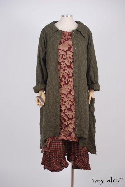 Ivey Abitz Spring look No. 55