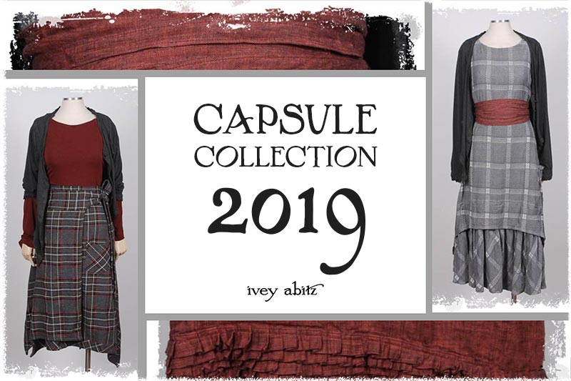 Capsule Collection 2019 graphic - Ivey Abitz Bespoke Clothing