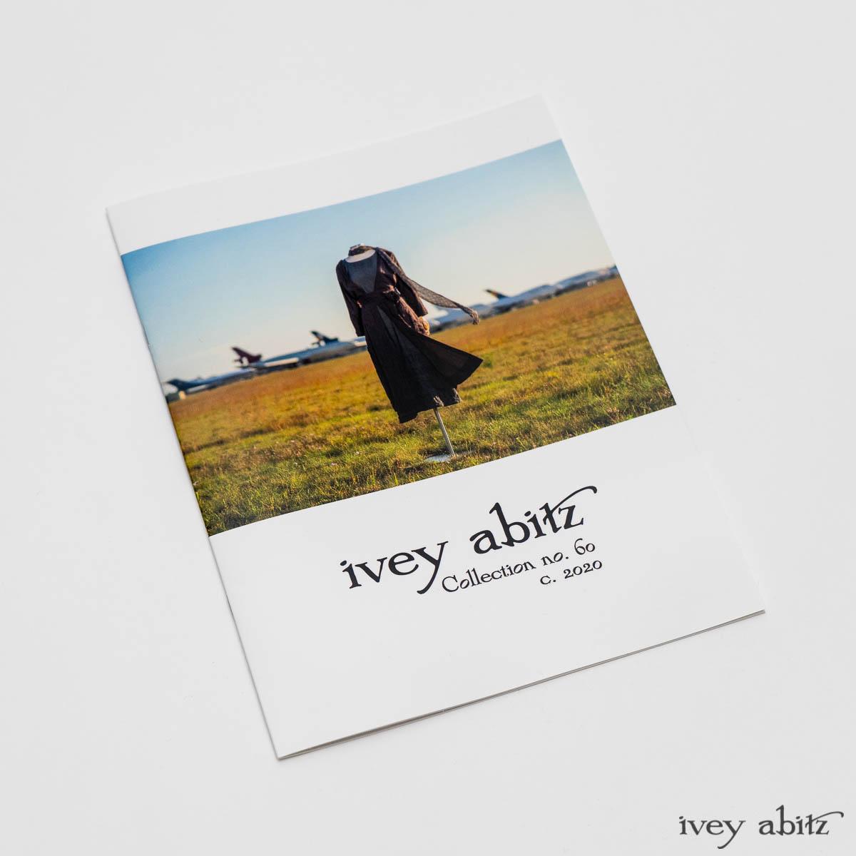 Collection no. 60 c. 2020 Ivey Abitz booklet
