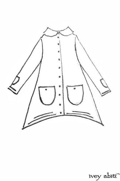 Amorette Shirt Jacket