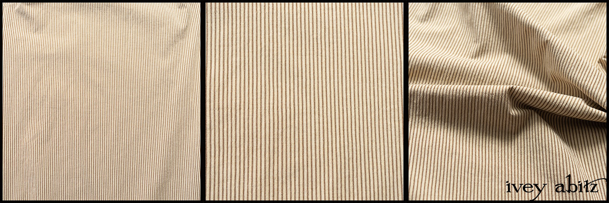 Banister Pinstripe Stretch Weave - Collection 63 - 2020