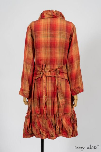 Gabled Duster Coat by Ivey Abitz
