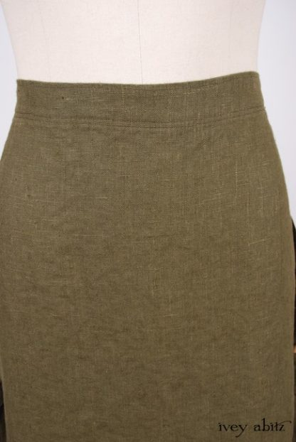 Gabled Skirt
