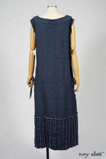 Glenclyffe Frock. Ivey Abitz bespoke clothing.