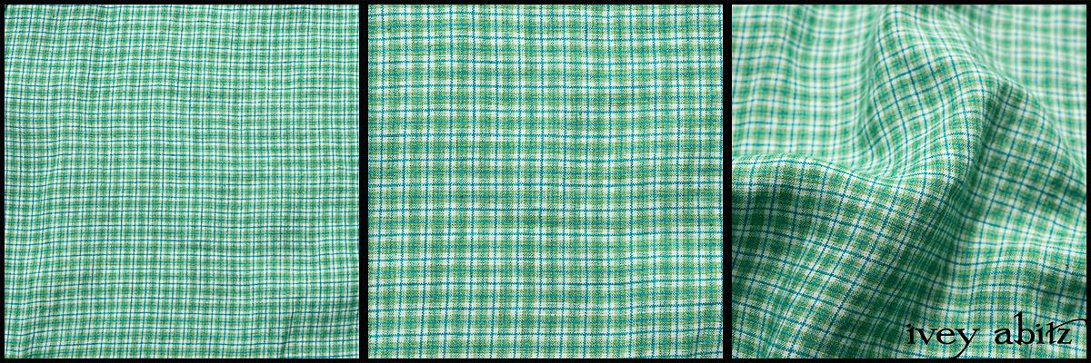 Gracious Green Petite Plaid - Collection 63 - 2020