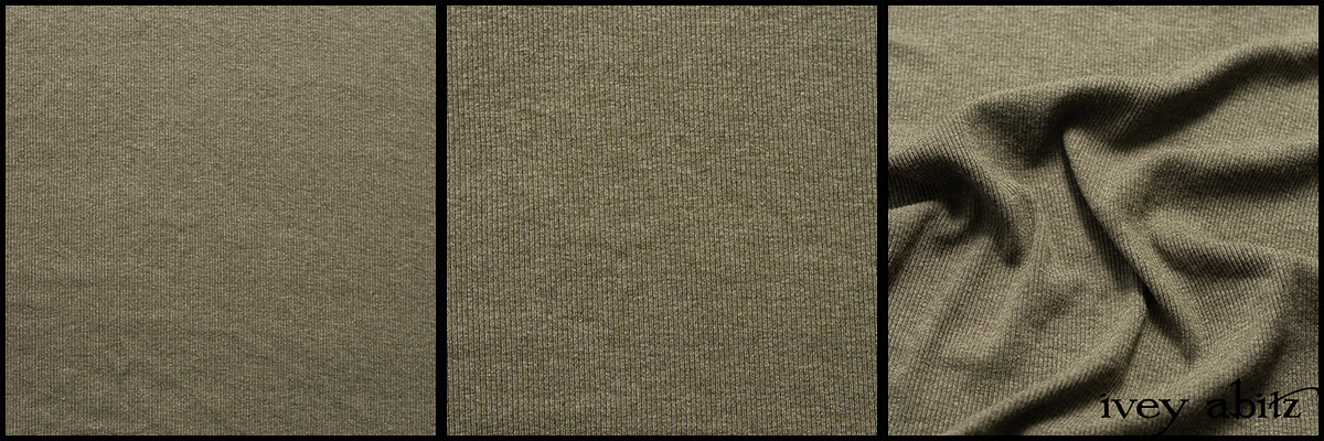 Herb Garden Soft Ribbed Knit - Collection 63 - 2020