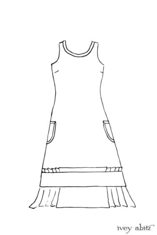 Hudson Frock drawing