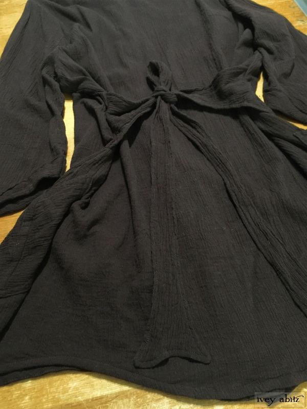 Inglenook Shirt Jacket by Ivey Abitz ready to ship