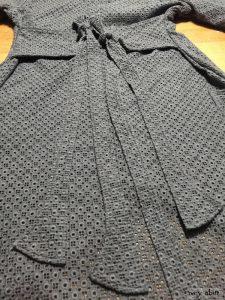Ivey Abitz back tie