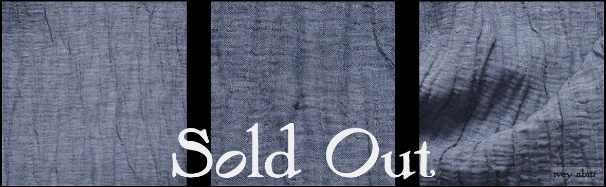 Lake Gauze Linen - SOLD OUT