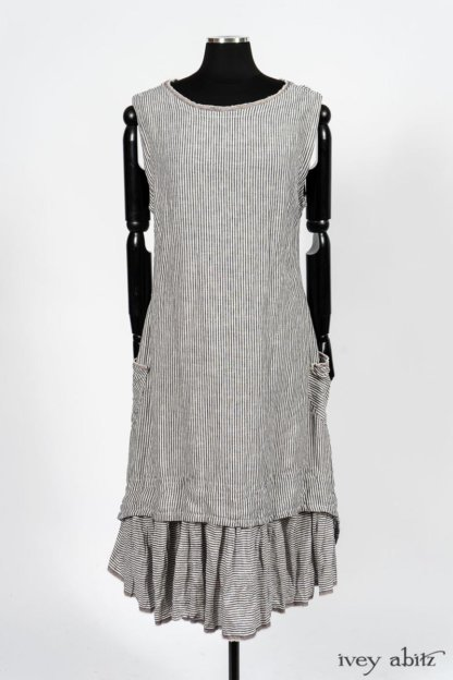 Limited Edition Blanchefleur Frock by Ivey Abitz