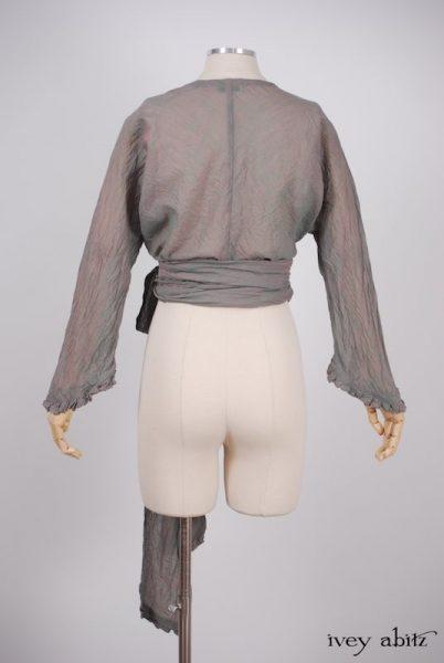 Montmorency Wrap Jacket