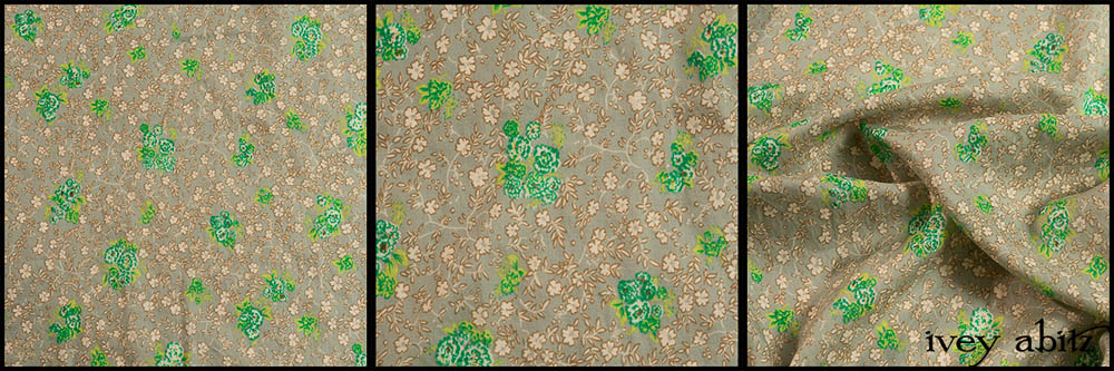 New Day Floral Cotton Voile