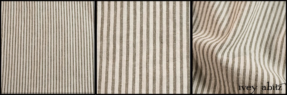 New Day Washed Stripe Linen