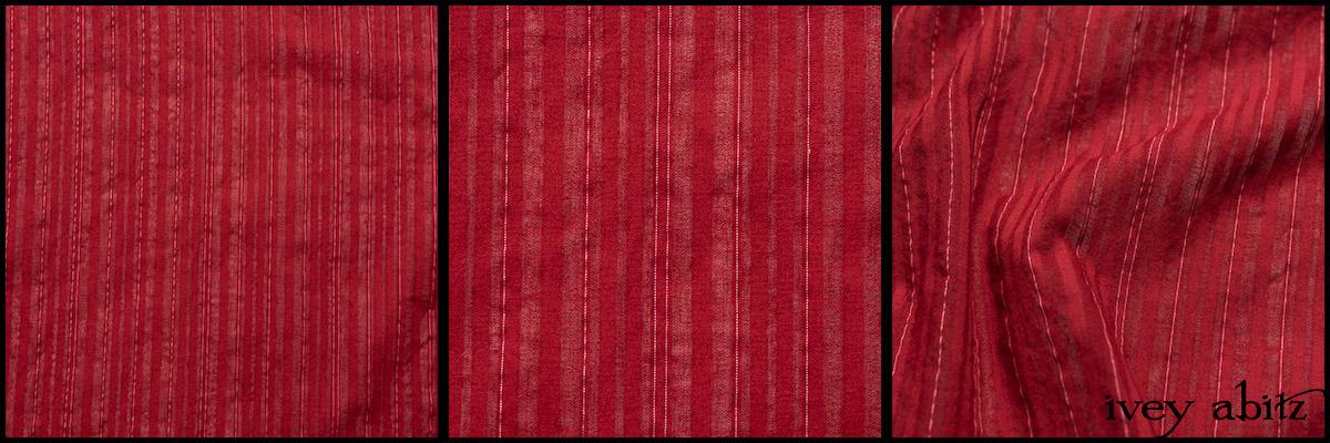 Rose Garden Ethereal Stripe Gauze - Collection 63 - 2020