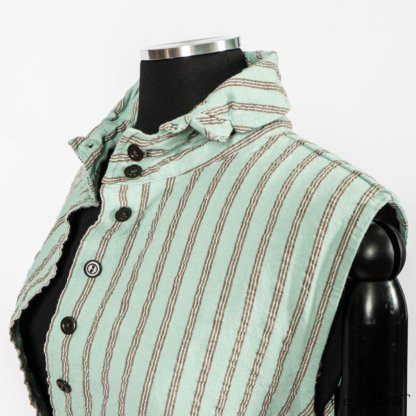 Scattergood Vest by Ivey Abitz