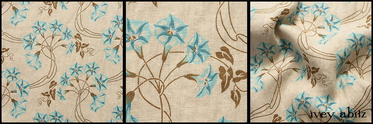 Seaside Floral Linen - Collection 63 - 2020