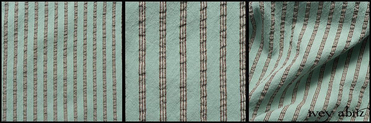 Seaside Puckered Washed Stripe - Collection 63 - 2020