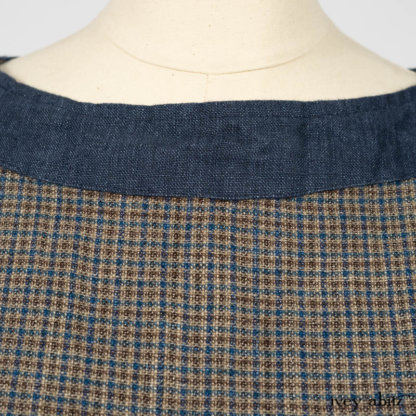 Sennen Frock. Ivey Abitz bespoke clothing.
