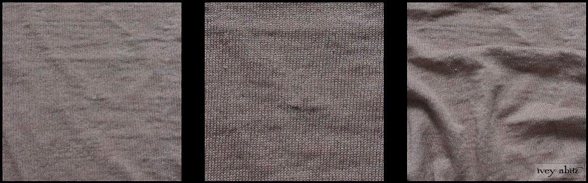 Signature Natural Linen Knit