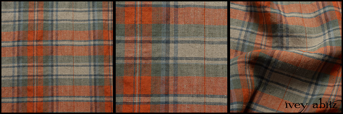 Sunny Seaside Washed Plaid - Collection 63 - 2020