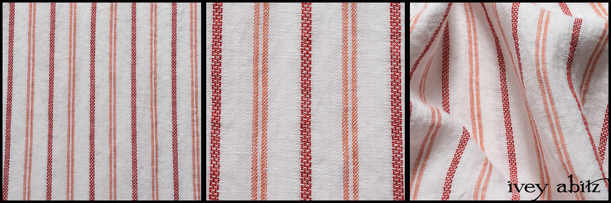 Sunnyside Embroidered Stripe - Collection 63 - 2020