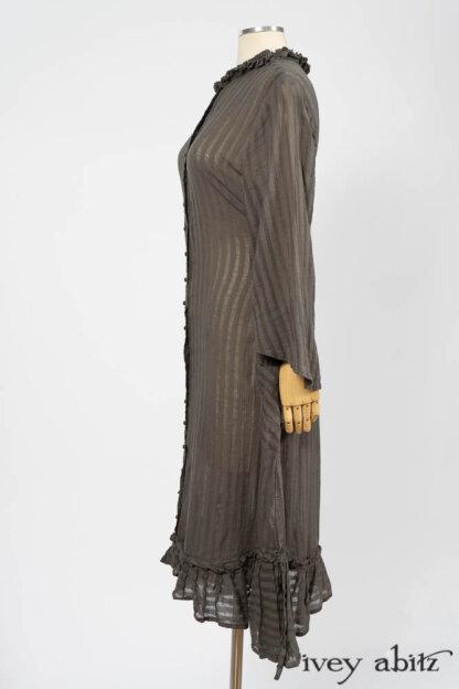 Tilbrook Duster Coat by Ivey Abitz.
