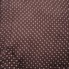 Tilled Field Dotted Silk Chiffon