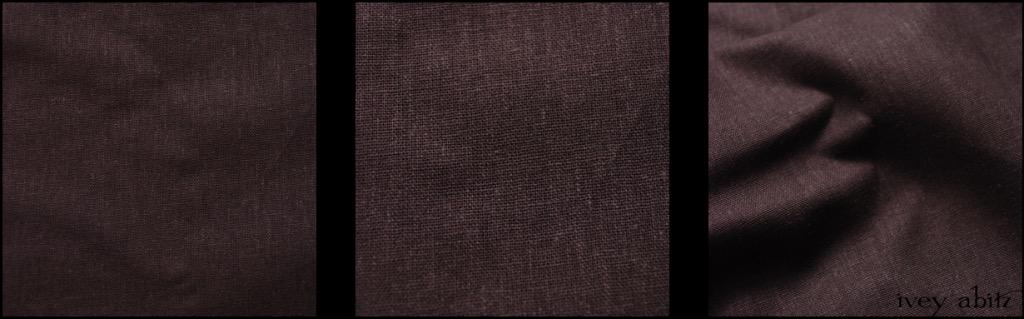 Tilled Field Washed Linen