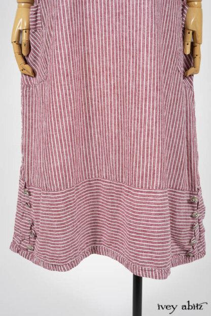 Viv Frock. Ivey Abitz bespoke clothing.