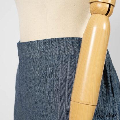 Viv Trousers. Ivey Abitz bespoke clothing.