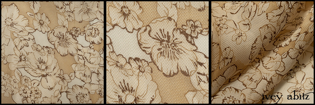 Watercolour Silk Weave - Collection 63 - 2020