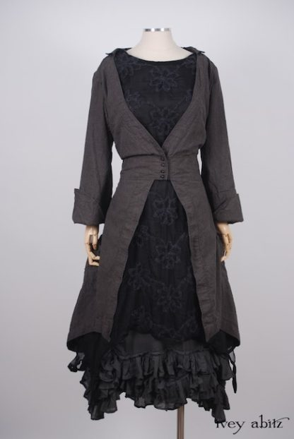 Baudelaire Duster Coat