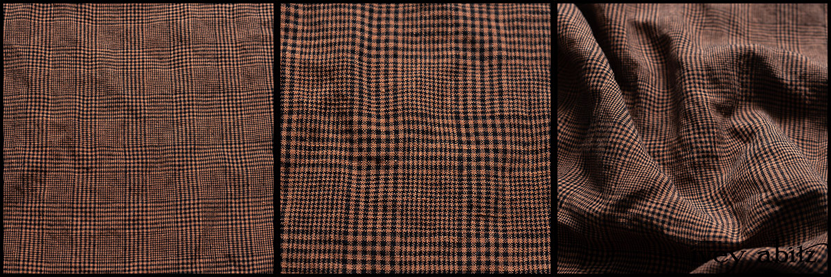Beacon Washed Plaid Linen