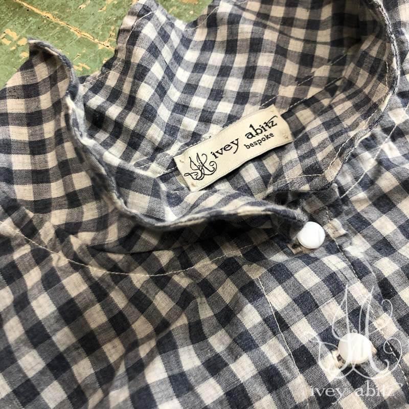 Chevallier Shirt detail