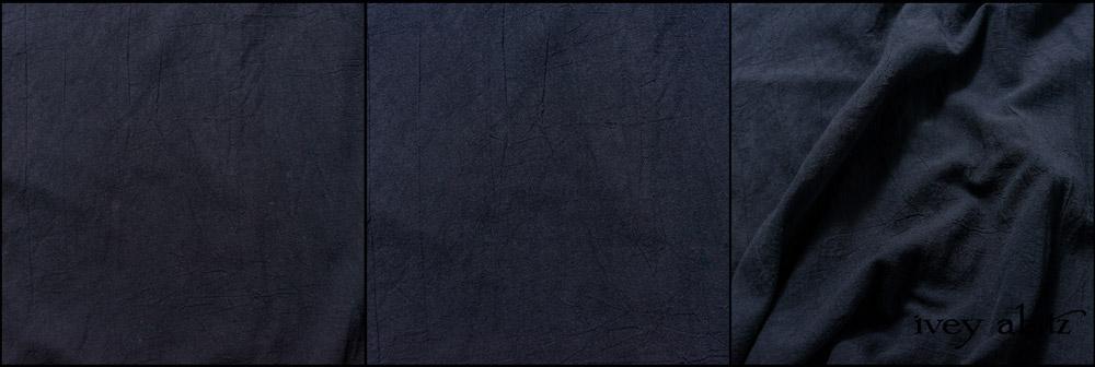 Black Blueberry Washed Gauze