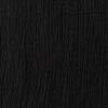 Black Washed Crinkled Linen