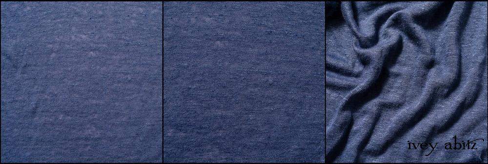 Blue Skies Lightweight Linen Knit