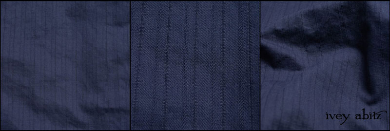 Blue Skies Raised Stripe Weave