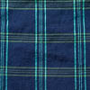 Description: Summer voiles. Goodness, they are a must! Especially ones that are semi-opaque, rich in hues, and can be worn on the hottest summer days. This lovely cottage voile is a mix of our deep Blueberry hue combined with both a warm green and a cool green. It is a modern take on a 1940's summer cottage plaid. Content: 100 percent cotton. Care: Simply hand wash or put through machine delicate cycle in cold water with a plant based detergent. We suggest using a natural fabric softener to maintain the softness we have washed into it. Tumble dry on extra-low heat with our artisan wool dryer balls just for a few minutes to keep the relaxed effect featured in the Look Book.