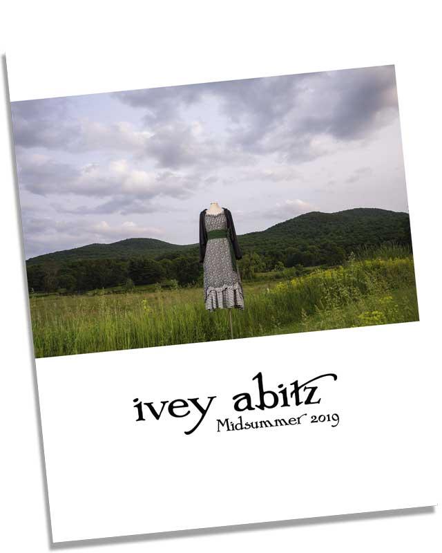 Midsummer Ivey Abitz booklet