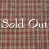 Ivey Abitz Bespoke - Brick Plaid Cotton - Description: A smart, yarn dyed plaid in an even smarter cotton broadcloth year round weave. It has a mix of our Brick hues with a hint of Lawn. It is a muted, subtle, and striking plaid that is pleasant to look upon. It is even more pleasant to wear in one of our frocks, skirts, or shirts.