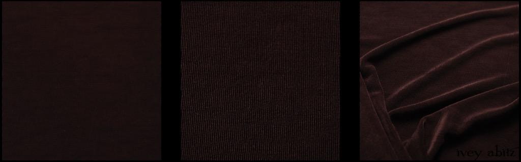 Brick Silky Knit