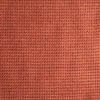Coral Silk Cotton Old World Weave