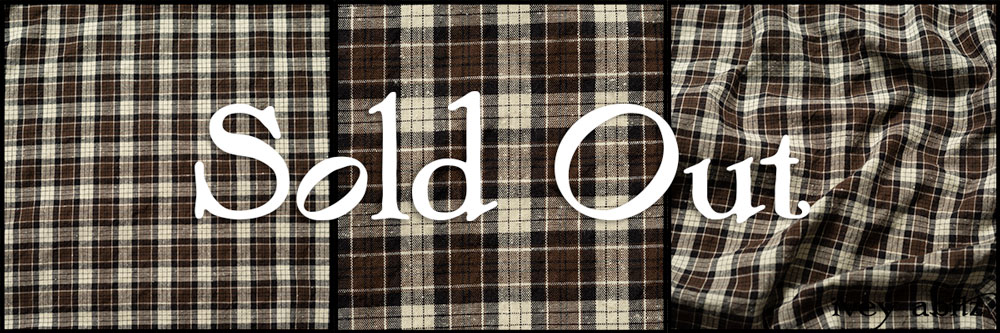 Dignity Plaid Cotton - Collection 64
