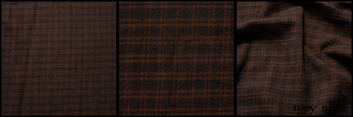 Dignity Soft Check Twill - Collection 64