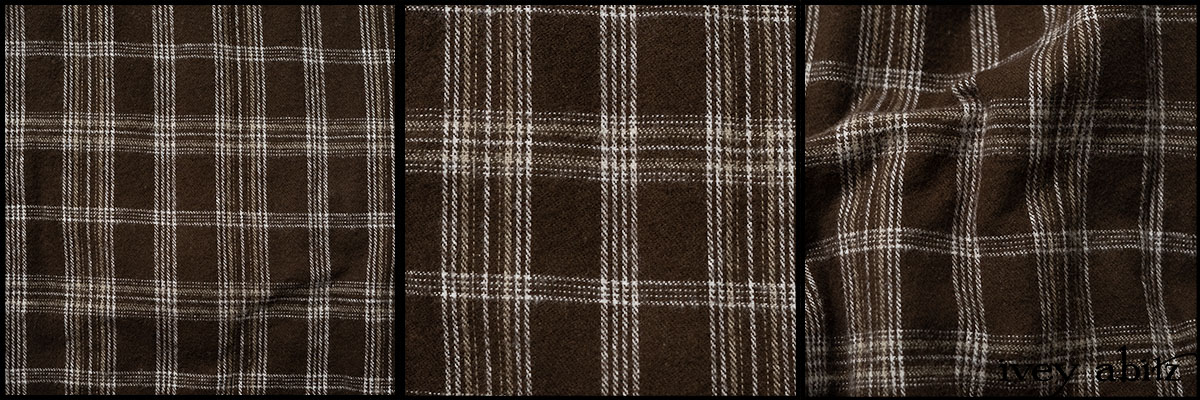 Dignity Soft Plaid Flannel - Collection 64