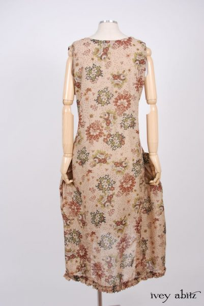 Montmorency Frock is a bespoke design by Ivey Abitz