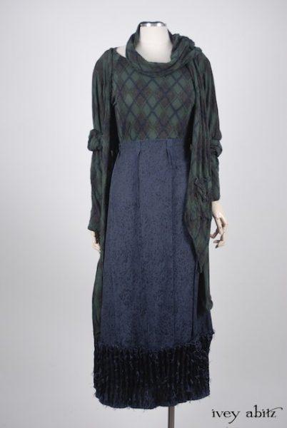 Duomo Skirt by Ivey Abitz